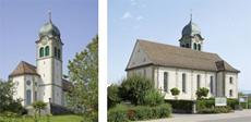 Kirche Feusisberg